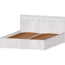 Серия Фиеста Кровать 2х сп. 1600 с подъемным механизмом анкор светлый