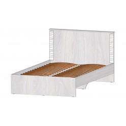 Серия Ривьера  кровать 1200 анкор светлый