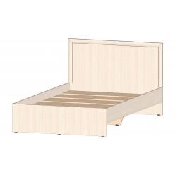 Соната Кровать  1200 дуб мол.