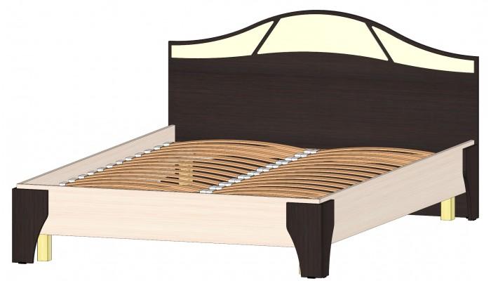 Серия Верона Кровать 1400 венге/дуб мол.