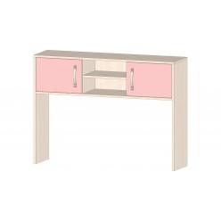 Детская Буратино Надстройка для стола розовый