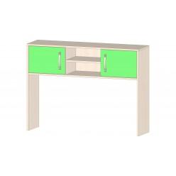 Детская Буратино Надстройка для стола зеленый