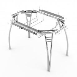 Подстолье для раздвижного стола